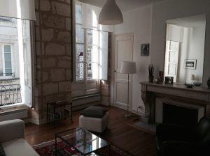 Our little abode in Bordeaux